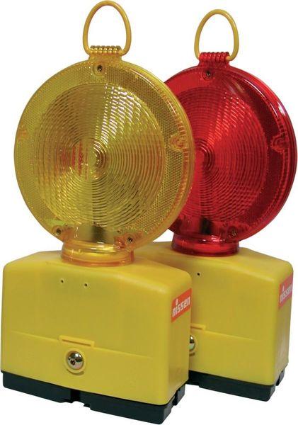 Baustellenleuchte Nitra-LED, gelb