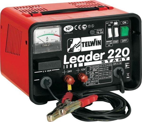 Ladegerät LEADER 220 START Telwin