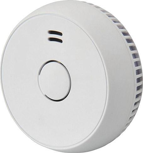Rauchwarnmelder Fotoelektronisch, Weiß