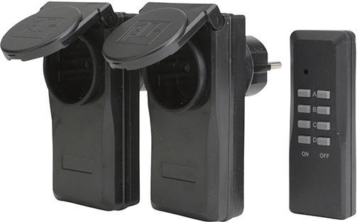 Funksteckdosen für Außen