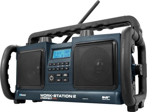 Baustellenradio Workstation WS2BT