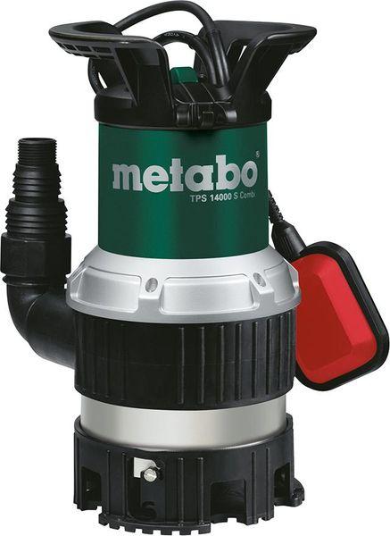 Tauchpumpe Combi TPS 14000 S Metabo