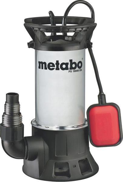 Tauchpumpe PS 18000 SN Metabo
