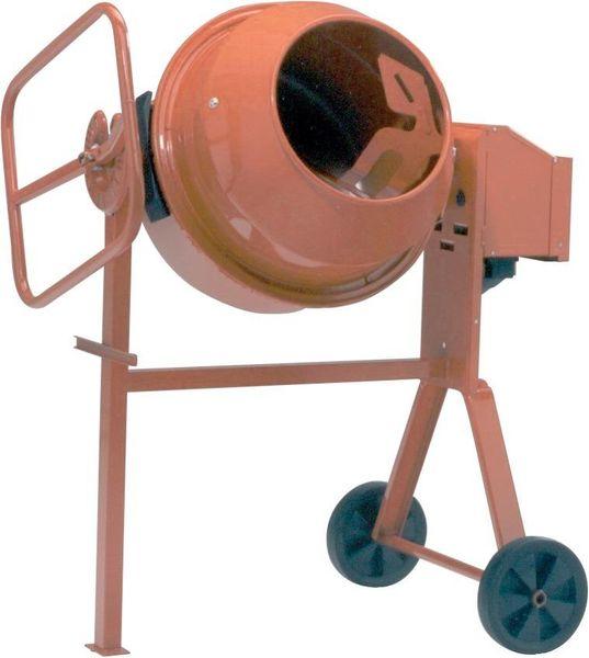 Betonmischer Euro-Mix 125(H) 125 l, 230 V Lescha STRECKE