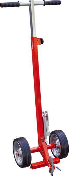 Kanaldeckelheber fahrbar max. Belastung 150 kg