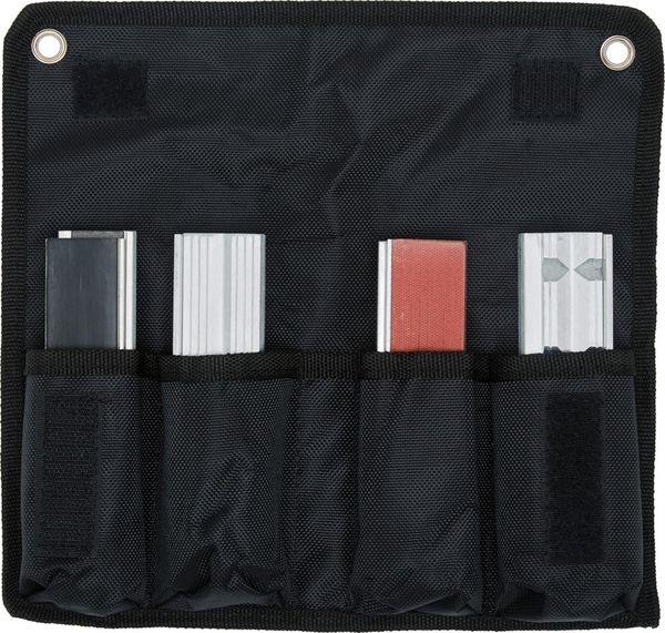 Schraubstockbacken-Set 4 Paar 125mm Scangrip