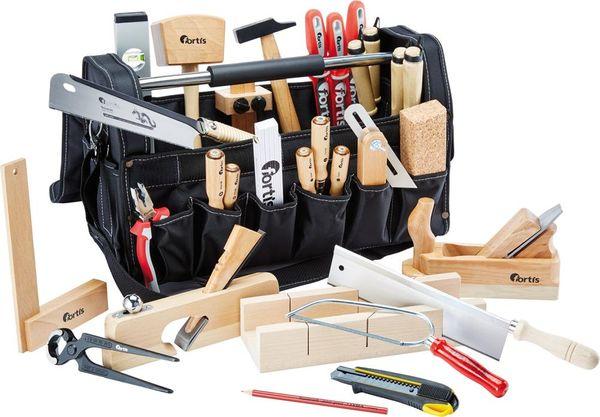 Werkzeugtasche für Tischler-Azubis Fortis