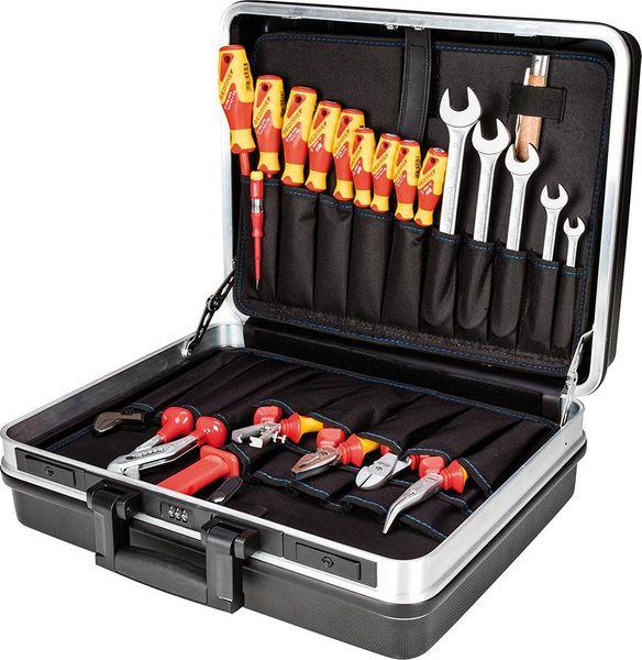 Werkzeugsortiment VDE 74tlg. + Koffer Gedore