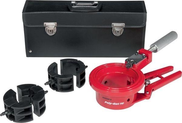 Rohranfasgerät Set Poly-Cut Roller
