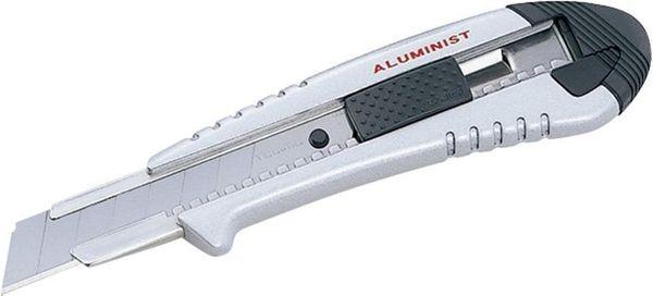 Aluminist-Cutter AC500 18mm m. Taste silb Tajima