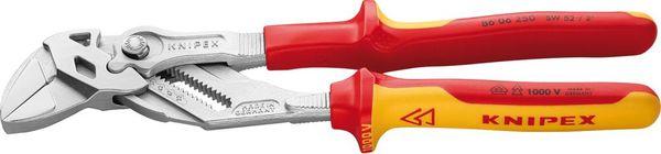 Zangenschlüssel 250 mm VDE m.M.K.Griff Knipex