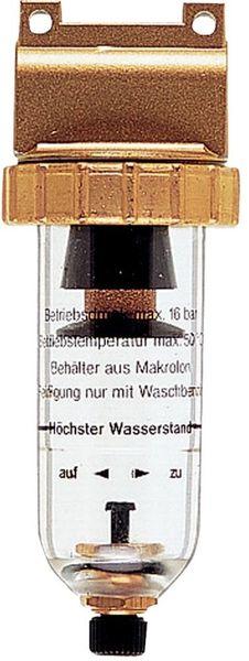 "Filter m. Handentleerung G 3/4"" NW25 EWO"
