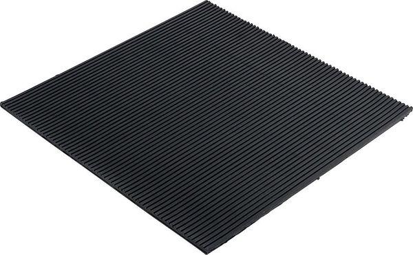 Anti-Vibrations-Matte SBRschwarz, 10mm, 500x500mm