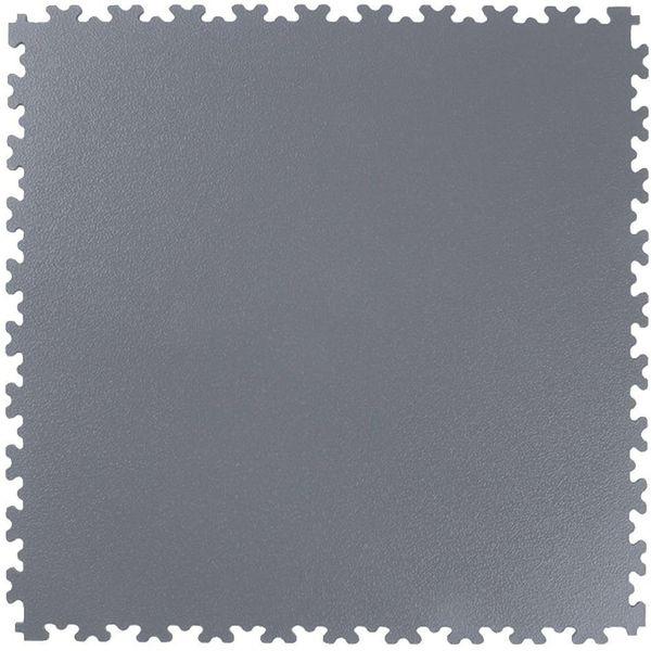 PVC Bodenfliese, diamant dunkelgrau, 505x505x4mm