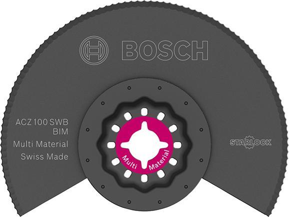 BiM-Segmentsägeblatt ACZ 100 BB Bosch