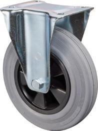 Bockr125mm KUFelgeBlaugr.Reifen