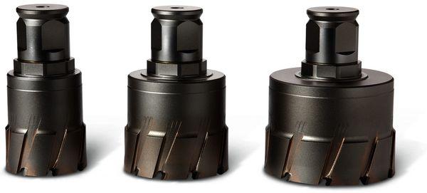 HM Ultra 50 Kernbohrer mit QuickIN MAX-/ Weldon 32-Aufnahme, Bohr-Ø 95 mm