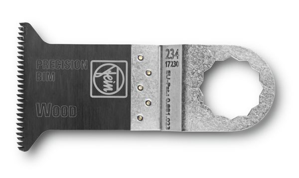 E-Cut Precision BIM-Sägeblatt, Breite 50 mm, VE 25 St