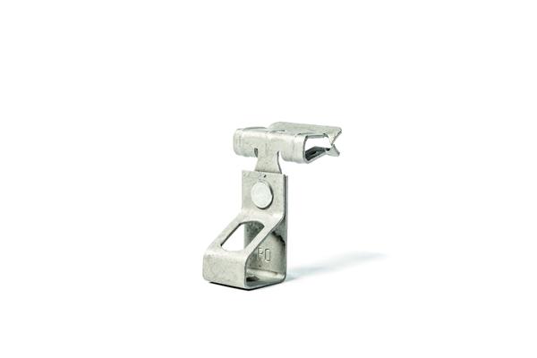 Traegerklemme  3 - 8 mm M8 Q=10