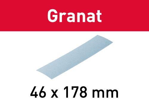 Schleifblatt STF 46X178 P80 GR/10