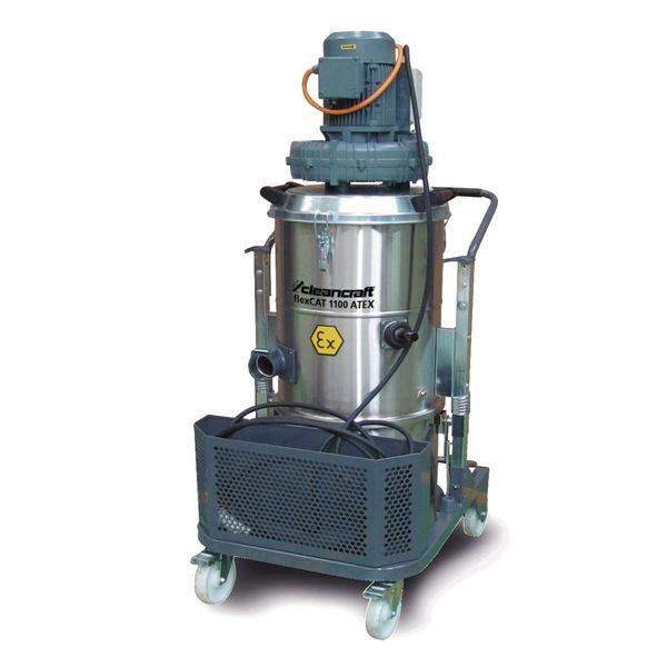 Industrie-Trockensauger flexCAT 1100 ATEX