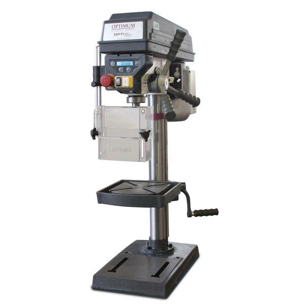 Tischbohrmaschine OPTIdrill D 17Pro Aktions Set