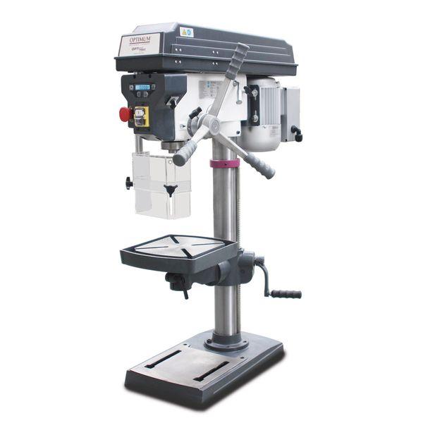 Tischbohrmaschine OPTIdrill D 23Pro (400 V) Aktions Set