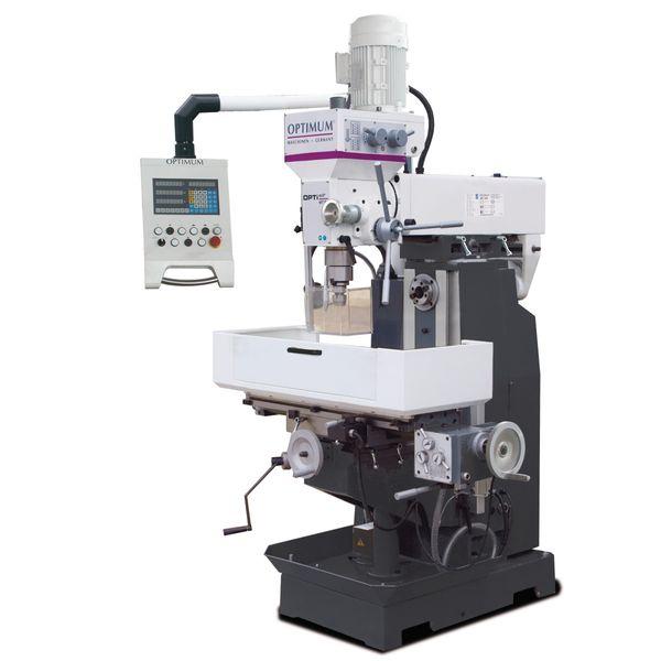 Präzisions-Bohr-Fräsmaschine OPTImill MT 50