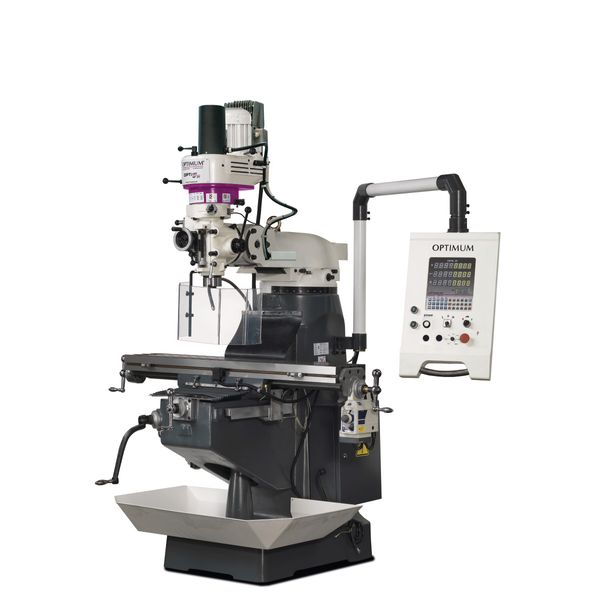 Bohr-Fräsmaschine OPTImill MF 2V