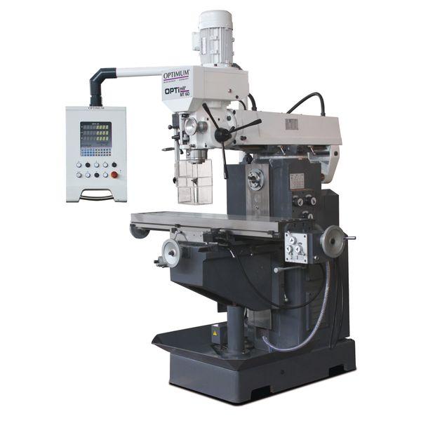 Universalfräsmaschine OPTImill MT 60