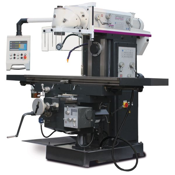 Universalfräsmaschine OPTImill MT 200