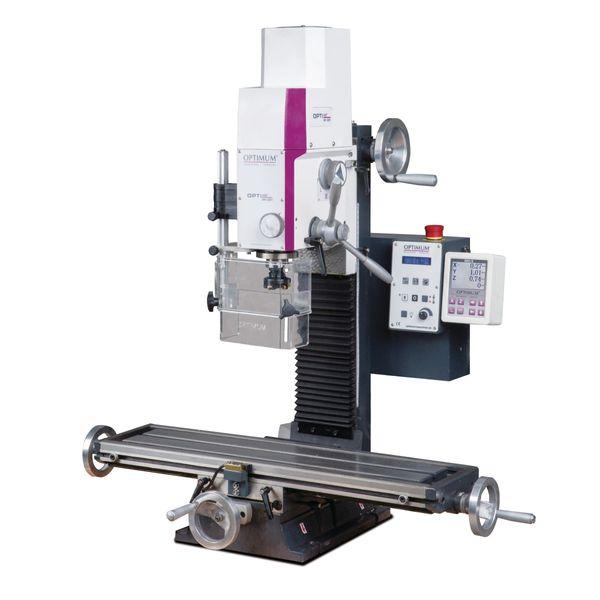 Bohr-Fräsmaschine OPTImill MH 22VD