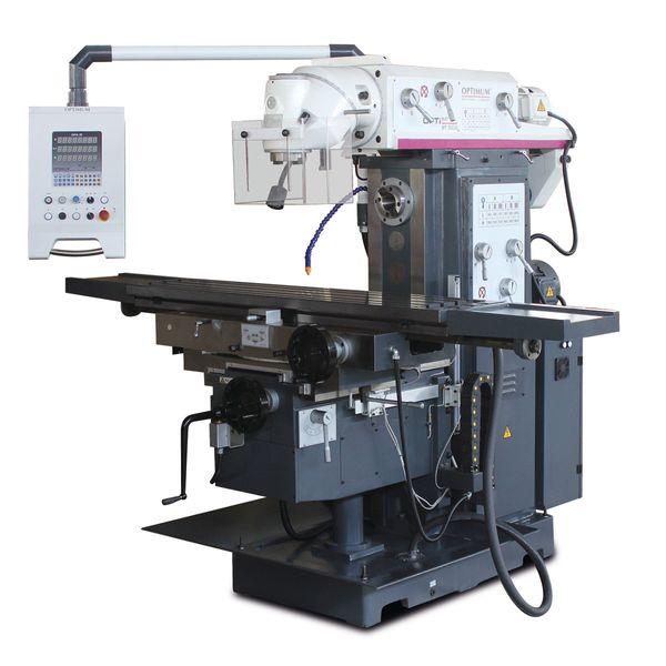 Universalfräsmaschine OPTImill MT 230S