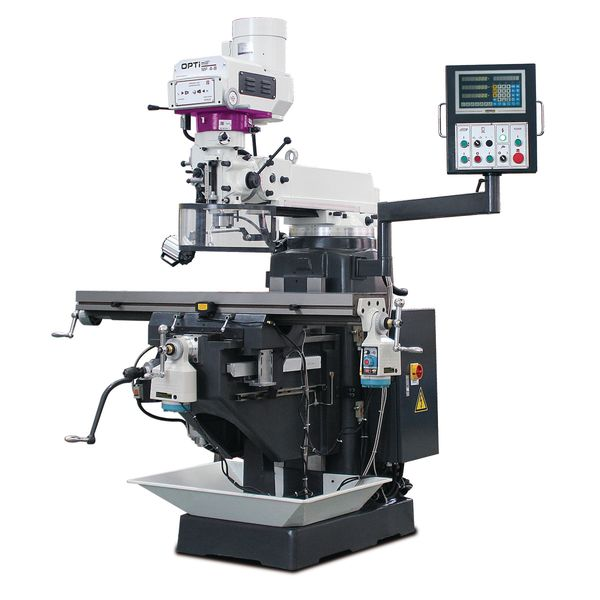 Bohr-Fräsmaschine OPTImill MF 4-B