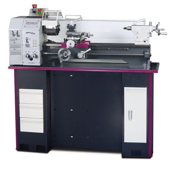 Leitspindeldrehmaschine OPTIturn TU 2807 (230 V)