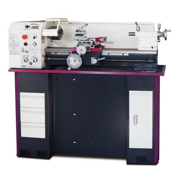 Leitspindeldrehmaschine OPTIturn TU 2807V