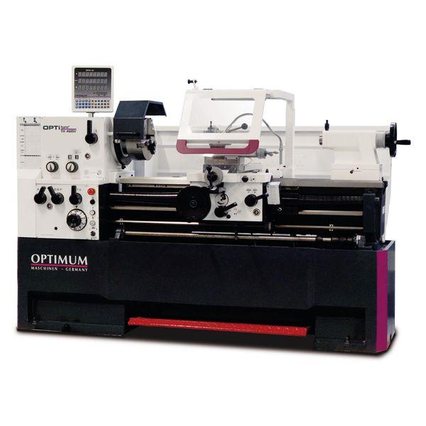 Präzisions-Leit- und Zugspindeldrehmaschine OPTIturn TH 4620D