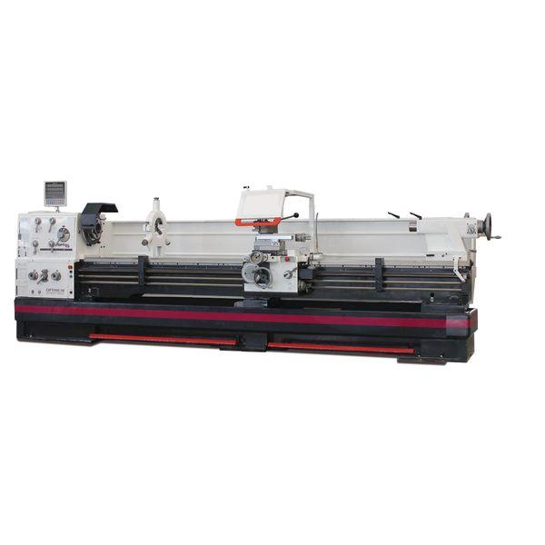 Leit- und Zugspindeldrehmaschine OPTIturn TH 6630D