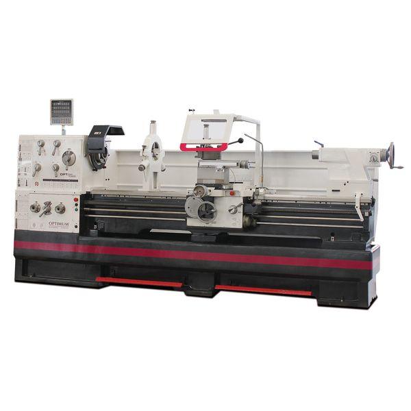 Leit- und Zugspindeldrehmaschine OPTIturn TH 8020D