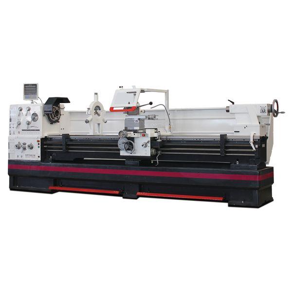 Leit- und Zugspindeldrehmaschine OPTIturn TH 8030D