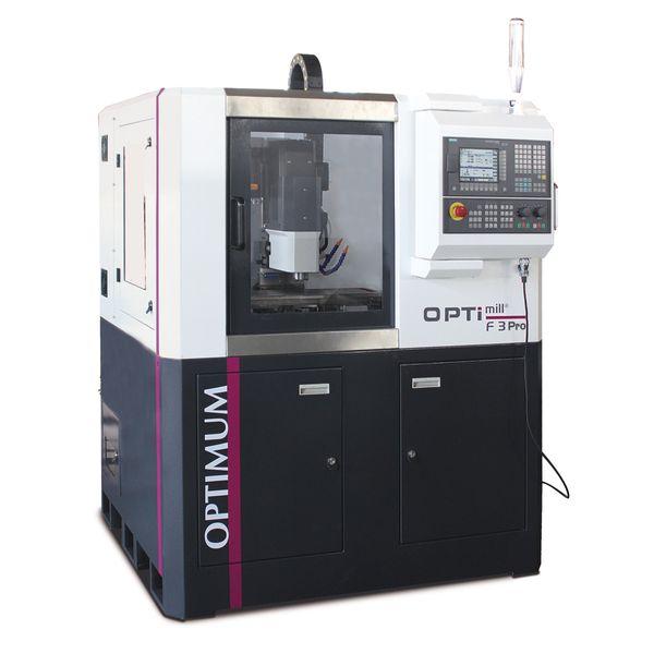 CNC-Fräsmaschine OPTImill F 3Pro