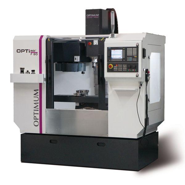 CNC-Fräsmaschine OPTImill F 80 Sinumerik 808 D Advanced