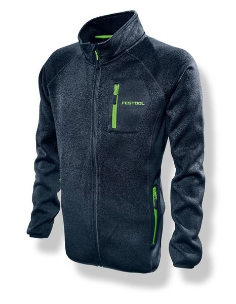 Sweatjacke Festool XL