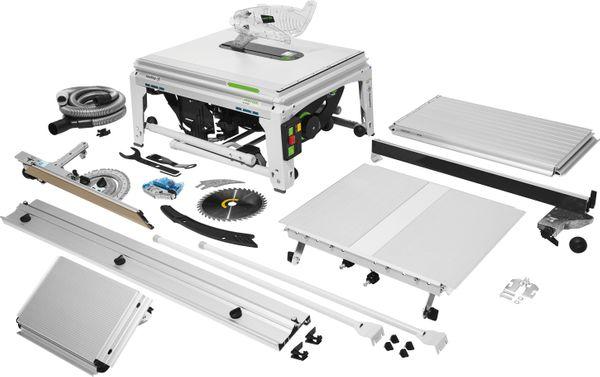 Tischkreissäge TKS 80 EBS-Set
