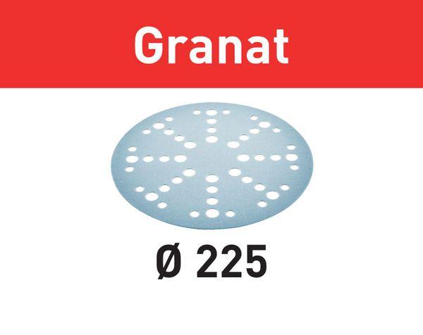 Schleifscheibe STF D225/128 P150 GR/25 Granat