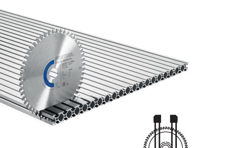 Spezial-Sägeblatt HW 160x1,8x20 F/FA52 Aluminium/Plastics