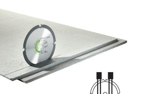Diamant-Sägeblatt DIA 160x1,8x20 F4 Abrasive Materials