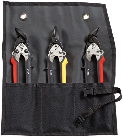 Ideal-Scheren-Set in Rolltasche DSET15 online kaufen