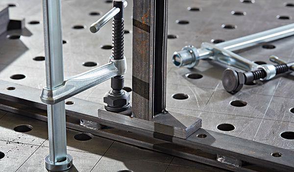 Spannelement mit Spezialdruckplatte TWM28 300/120   online kaufen