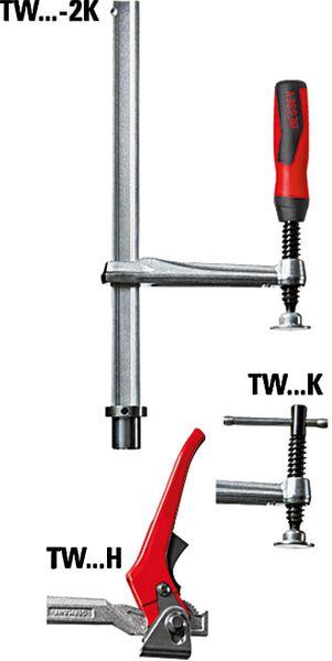 Spannelement mit fixer Ausladung TW16 200/100 (Knebelgriff)   online kaufen